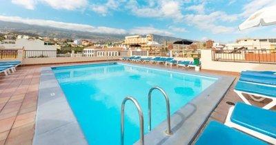 Kanárské ostrovy: Tenerife z Brna na 8 dní s polopenzí za 14 718 Kč!