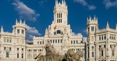 Madrid z Vídně v červenci, srpnu a září od 40 Eur/zpáteční letenka! Mnoho termínů!