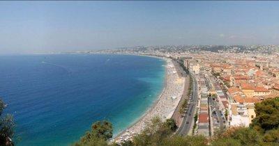 Azurové pobřeží ve Francii: Z Vídně do Nice za 641 Kč/zpáteční letenka!
