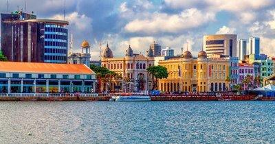 Brazílie - Recife z Prahy v září od 9 473 Kč/ zpáteční letenka!
