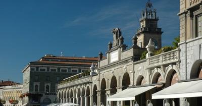 Itálie: Bergamo z Brna v listopadu již od 649 Kč/zpáteční letenka!
