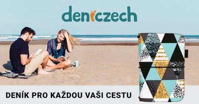 Deniczech.cz: Sleva 10 % na celý sortiment cestovatelských deníků