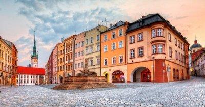 Prodloužený víkend v Olomouci pro 2 osoby na 3 dny za 1 990 Kč!