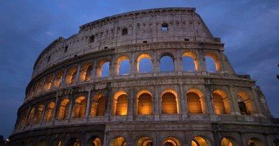 Itálie: Řím z Vídně v listopadu již od 515 Kč/zpáteční letenka!