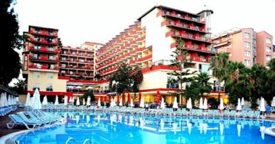 Turecko z Prahy na 8 dní v luxusním hotelu s All inclusive za 6 890 Kč! Sleva 54 %!