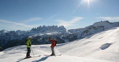 Lyžařský zájezd do Italských Dolomit na 5 dní/ 2 noci s polopenzí, wellness a skipasem za 4 999 Kč!