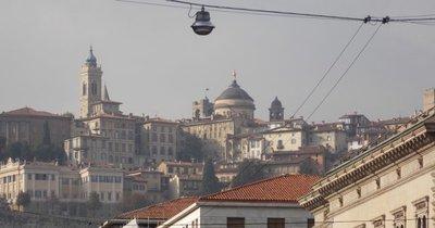 Bergamo z Bratislavy v červnu od 463 Kč/zpáteční letenka!