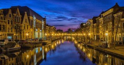 Holandsko: poznávací zájezd a silvestrovské oslavy v Amsterdamu na 4 dny/ 1 noc za 2 590 Kč!