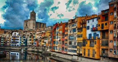 Španělsko: Girona z Bratislavy v květnu za 1 279 Kč!/ zpáteční letenka!
