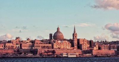 Malta z Norimberka za 10 Eur/zpáteční letenka.