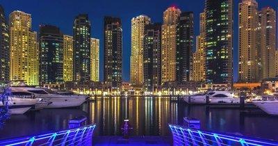 Dubai v lednu z Bratislavy na 8 dní/ 7 nocí s polopenzí za 12 990 Kč!