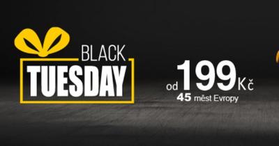 Black Tuesday s RegioJet nabízí autobusové jízdenky po Evropě za 199 Kč! Pouze dnes!