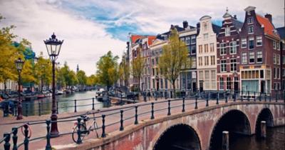 Poznávací zájezd do Amsterdamu za 1 299 Kč! Sleva 46 %!