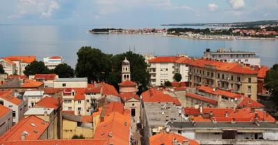 Chorvatsko: Zadar z Prahy v říjnu za 1 233 Kč!/ zpáteční letenka!