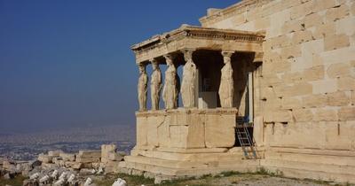 Řecko: Athény z Bratislavy v listopadu za 1100 Kč/ zpáteční letenka!