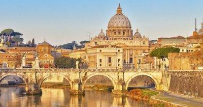 Řím z Vídně od 20 Eur/zpáteční letenka + Silvestr v Římě za 40 Eur/zpáteční letenka!