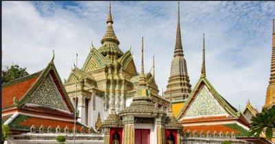 Bangkok z Prahy od března do května za 12 058 Kč/zpáteční letenka!