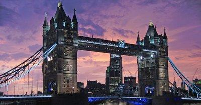Z Pardubic do Londýna již od 518 Kč/zpáteční letenka!