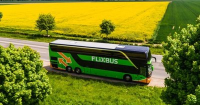 S Flixbusem po ČR přes apku od 19 Kč
