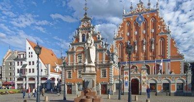 Lotyšsko: Riga z Prahy v lednu již od 258 Kč/ zpáteční letenka!