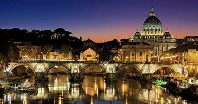Itálie: Řím z Bratislavy v lednu již od 518 Kč/ zpáteční letenka!
