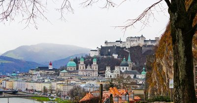 Český Krumlov a Salzburg v dubnu na 3 dny/ 2 noci se snídaní za 3 639 Kč!