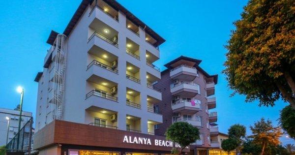 Turecko: Alanya z Prahy na 7 nocí s polopenzí za 8 673 Kč! Odlet 4. 10. 2019!