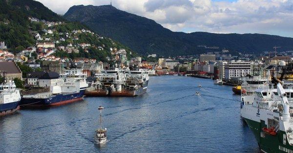 Bergen z Vídně v červnu za 836 Kč/zpáteční letenka! Pro členy WIZZ Discount clubu již od 578 Kč!