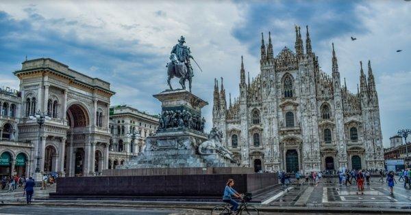 Itálie: Miláno z Bratislavy v říjnu za 517 Kč/ zpáteční letenka!