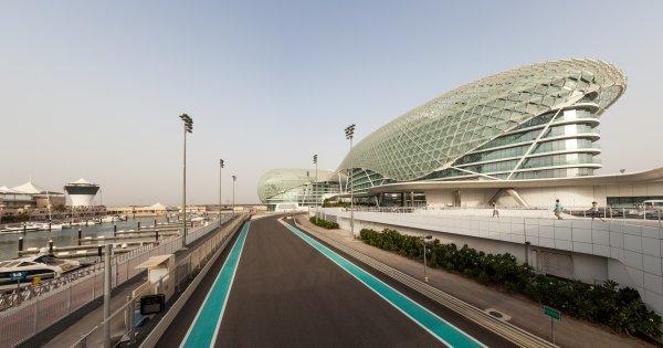 Výhodné letenky na finále Formule 1 v Abu Dhabi