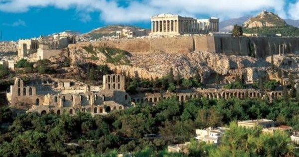 Atény z Katowic po celou letní sezónu od 536 Kč/jednosměrná letenka!