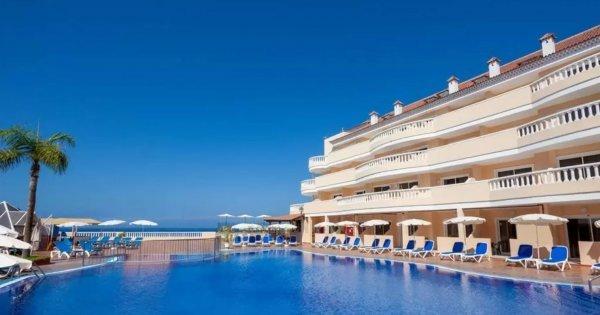 Kanárské ostrovy: Tenerife z Prahy na 8 dní s polopenzí za 12 990 Kč!