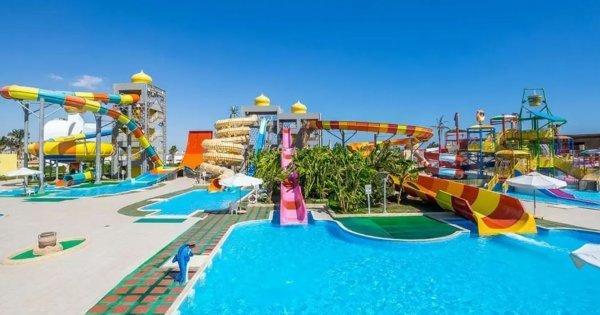 Egypt z Brna na 9 dní s All Inclusive za 8 990 Kč! Aquapark v ceně! Sleva 55 %!