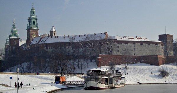 Krakow z Prahy v prosinci za 588 Kč/zpáteční letenka!