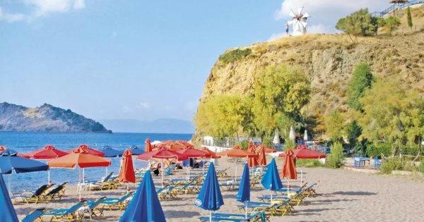Řecko: Lesbos z Prahy na 8 dní v úžasném ubytování za 5 490 Kč! Sleva 54 %!