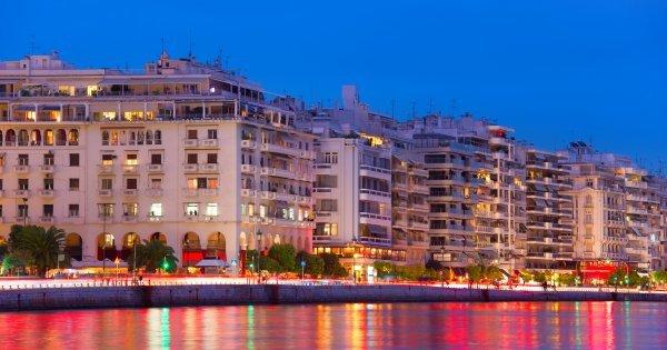 Řecké Thessaloniki (Soluň) z Vídně v květnu a červnu od 640 Kč/zpáteční letenka!
