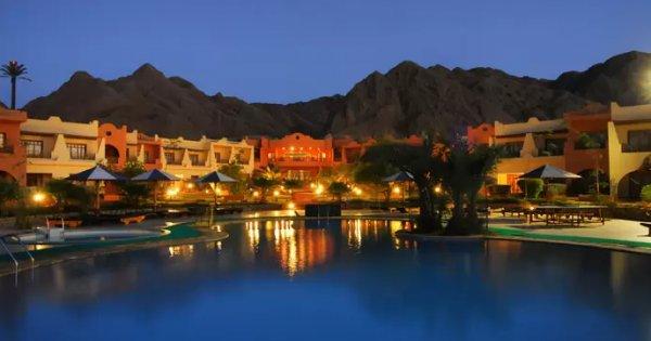 Egypt: Sharm El Sheikh z Prahy na 10 nocí s polopenzí za 11 390 Kč! Odlet již 12. 8. 2019!