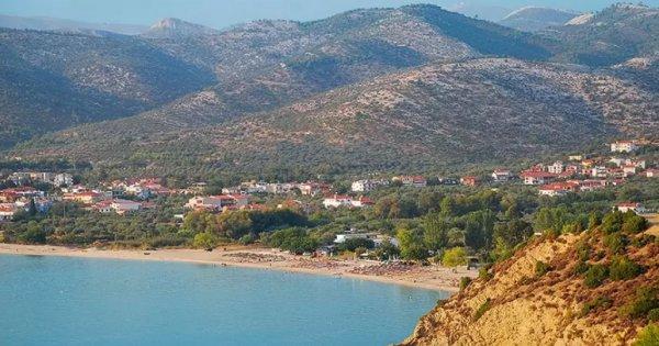 Řecko: Thassos na 11 dní z Prahy, Brna či Ostravy za 4 990 Kč!
