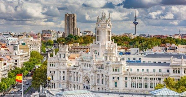Praha-Madrid-Praha v lednu za 1 158 Kč