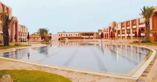 Tunisko: Zarzis z Prahy v srpnu na 7 nocí s All inclusive v luxusním hotelu za 10 890 Kč!