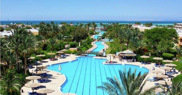 Egypt z Bratislavy na 8 dní s All inclusive v luxusním hotelu za 7 190 Kč! Sleva 70 %!