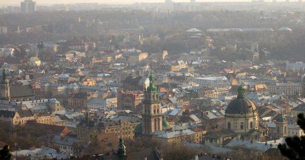 Ukrajina: Lvov z Bratislavy v červenci za 743 Kč/zpáteční letenka!