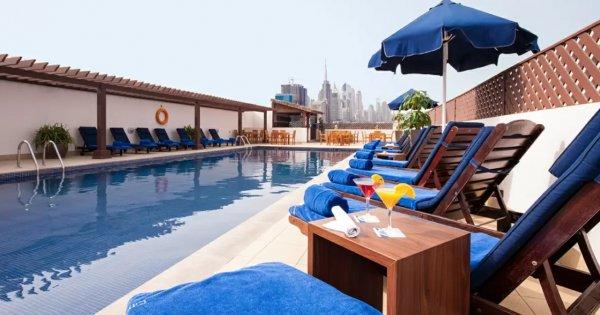Last Minute: Dubai z Prahy na 8 dní se snídaní a střešním bazénem za 12 190 Kč! Odjezd 8. 5.!