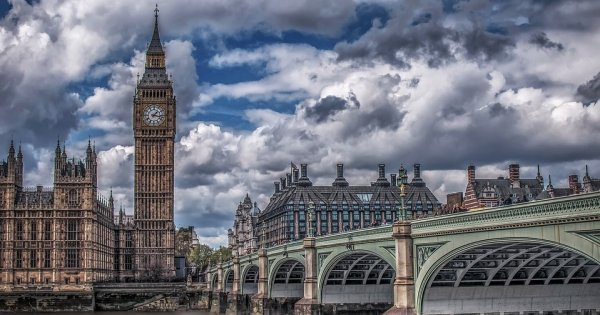 Londýn z Prahy v říjnu již od 318 Kč/ zpáteční letenka!