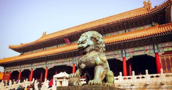 Čína: Peking z Prahy ve 4* hotelu s dobrou dostupností k památkám na 8 dní se snídaní za 24 830 Kč!
