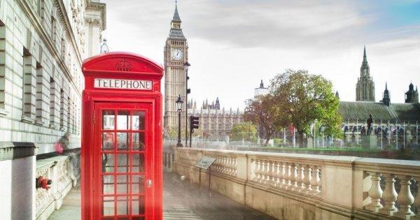 Londýn v listopadu za 1 280 Kč