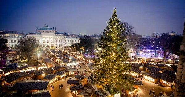 Zájezd do adventní Vídně v prosinci za 449 Kč!