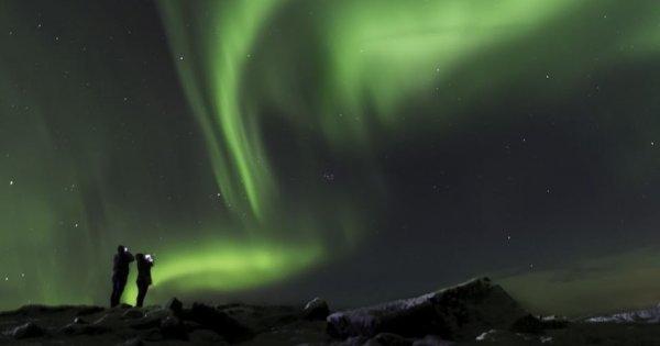 Za polární září na Island v prosinci a lednu od 777 Kč/jednosměrná letenka z Varšavy!