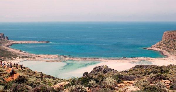 Zpáteční letenka na Krétu v září 2015 za 2 495 Kč