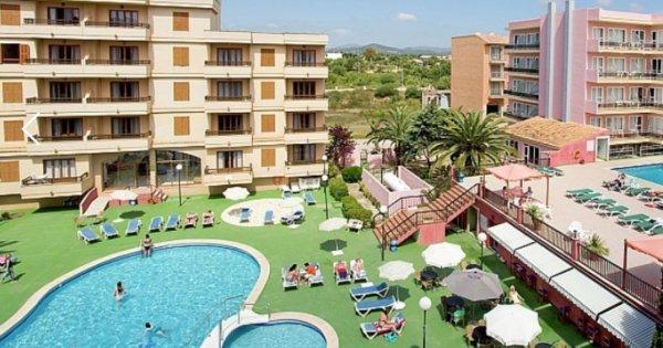 Mallorca z Brna nebo Ostravy na 8 dní s polopenzí za 6 990 Kč! Sleva 43 %!